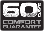 60 Days Comfort Guarantee
